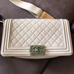 Chanel Medium Classic Boy Quilted Bag LIMITED